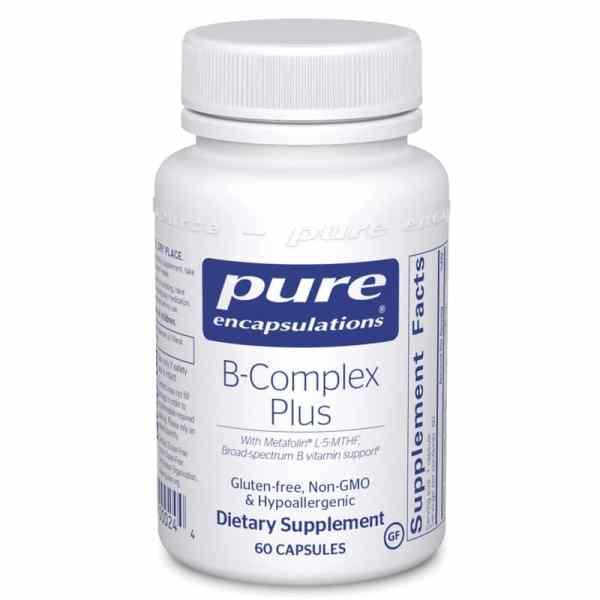 b-complex-plus-PEC_60 Caps