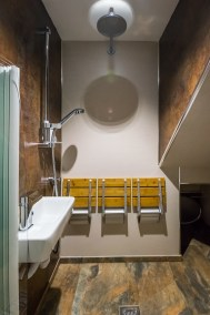 Wheelchair accessible wetroom with shower Kendal