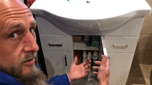 How to Unblock a Basin – video