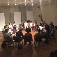 Everyday Inferno Theatre Company reading of Quicksand by Regina Robbins