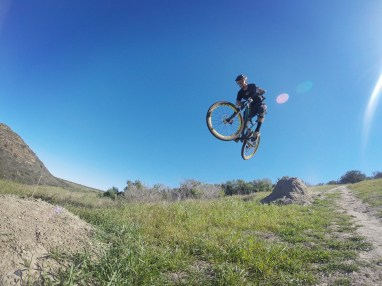 Lake Calavera Mountain Biking