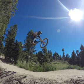 Big Bear Mountain Biking