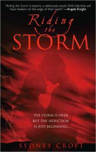 Riding the Storm Sydney Croft