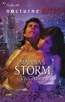 Mahina's Storm by Viva Anna
