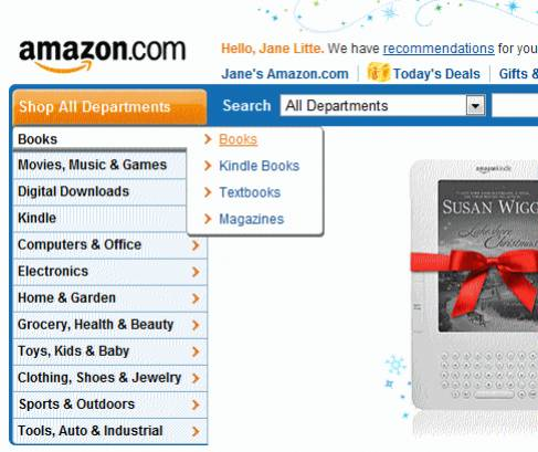 Search by Publisher at Amazon for Low Prices