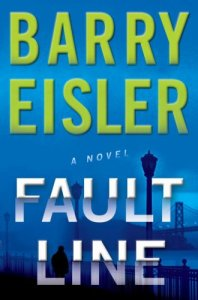 cover image of Fault Line by Barry Eisler