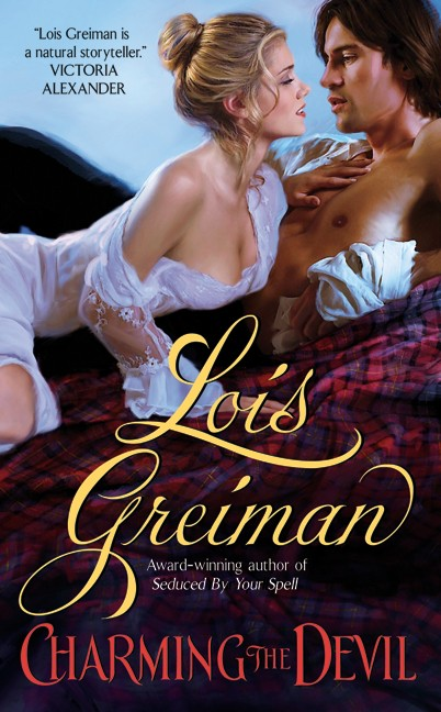 Cover of Lois Greiman's Charming the Devil