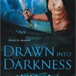 Cover image of Drawn Into Darkness by Annette McCleave