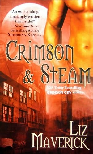 Crimson & Steam cover image