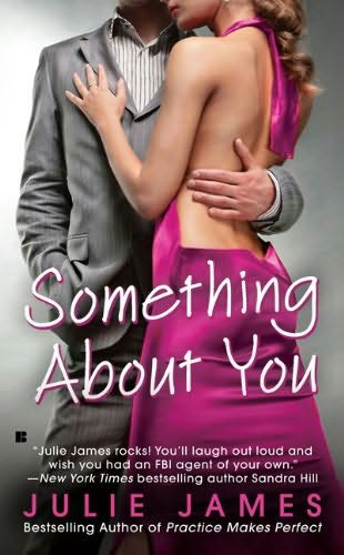 Cover image for Something About You by Julie James