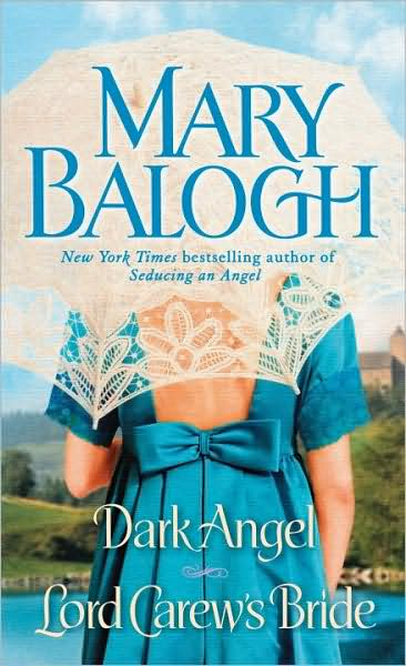 Cover image for Mary Balogh's Dark Angel