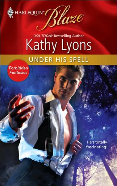 Under His Spell by Kathy Lyons