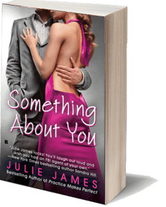 Cover image for Julie James' Something About You
