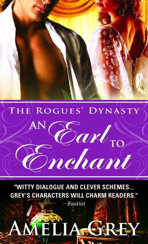 An Earl to Enchant Cover