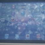 iPad outside
