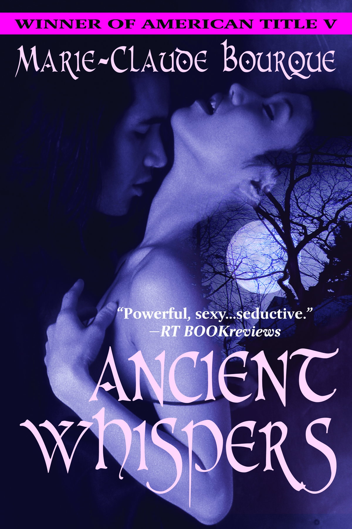 Ancient Whispers by Marie-Claude Bourque