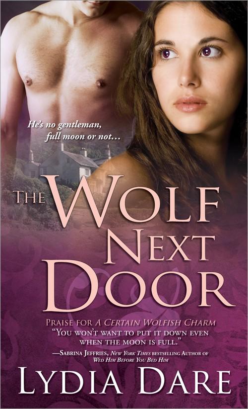 Wolf Next Door Cover