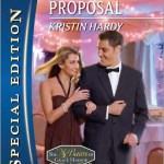 the boss proposal Kristin Hardy