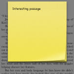 iBook notes