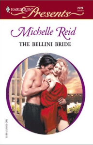 REVIEW: The Bellini Bride by Michelle Reid