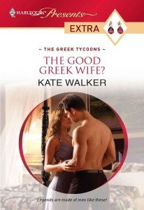 Good Greek Wife Kate Walker