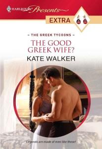 Good Greek Wife Kate Walker