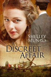 A Discreet Affair by Shelley Munro
