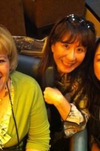Erin Quin, Gennita Low, Sylvia Day