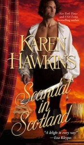 Karen Hawkins Scandal in Scotland