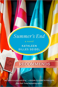 Summer's End by Kathleen Gilles Seidel