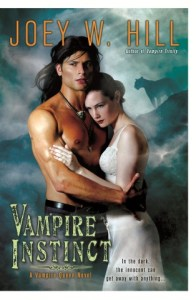 Vampire Instinct by Joey W. Hill