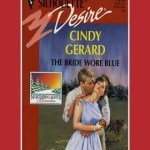 The Bride Wore Blue by Cindy Gerard