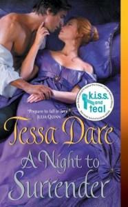 Tessa Dare a night to surrender