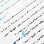 Book edits