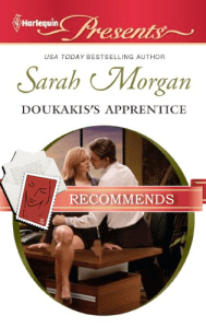 Sarah Morgan Apprentice