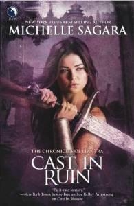 Cast in Ruin Michelle Sagara
