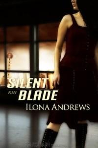 Silent Blade Ilona Andrews