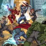 Avengers Redrawn