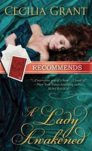 A Lady Awakened Cecilia Grant