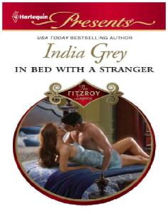In Bed with a StrangerIndia Grey