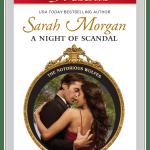 Night of Scandal Sarah Morgan