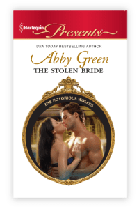 Stolen Bride Abby Green