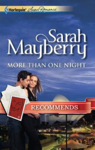 More Than One NightSarah Mayberry