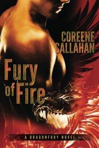 Fury of Fire (Dragonfury Series #1) by Coreene Callihan