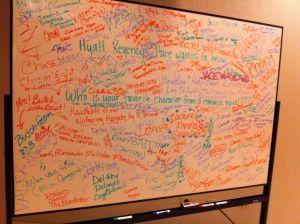 Hyatt Whiteboard RT 2012