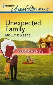Unexpected Family Molly O'Keefe