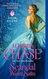 Scandal Wears Satin Loretta Chase