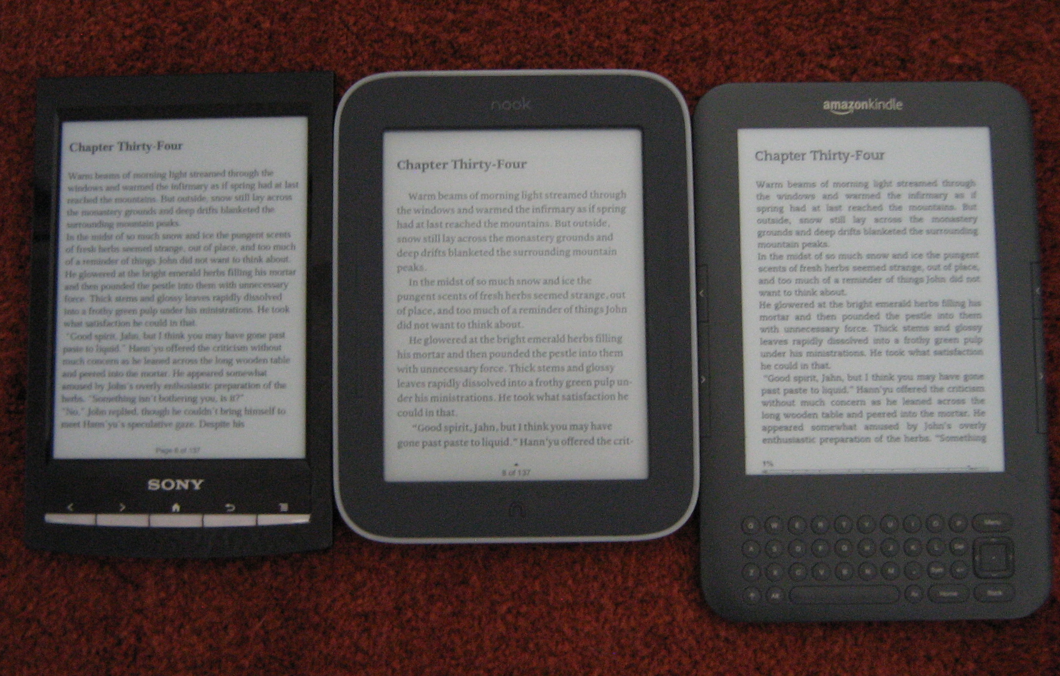 REVIEW: Nook Simple Touch With GlowLight