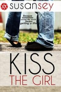 Susan Sey Kiss the Girl