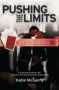 Pushing the Limits Katie McGarry